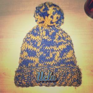 UCLA Pom Beanie